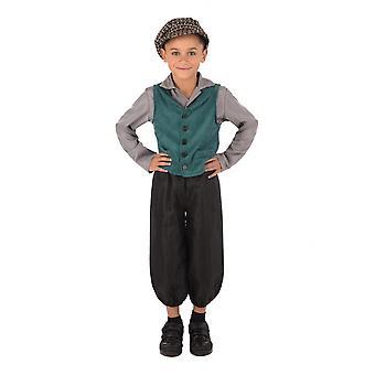 Bristol Novelty Boys Traje Victoriano