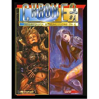Cyberpunk 2020 RPG Chromebook 3/4 Book