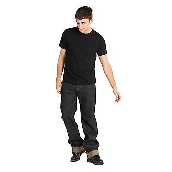 Chet Rock Navy Loose Larry Jeans 38 L