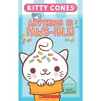 Anything is Pawsible Kitty Cones de Meredith Rusu