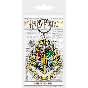 Harry Potter Zweinstein Kam Rubber Sleutelhanger