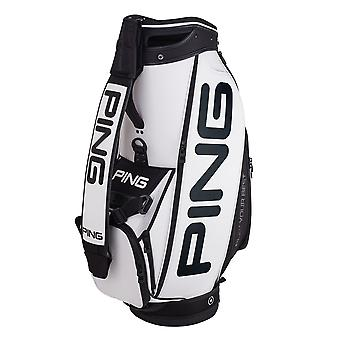 Ping Collection Unisex 2020 Tour Staff 6 Way Top 9 Pocket Strap Golf Bag