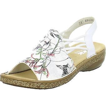 Rieker 628D190 chaussures universelles pour femmes d'été