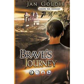Brave's Journey by Jan Goldie - 9781925148848 Book