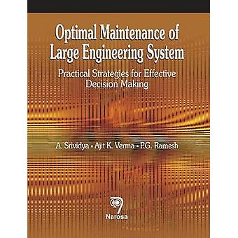 Optimal Maintenance of Large Engineering System - Practical Strategies