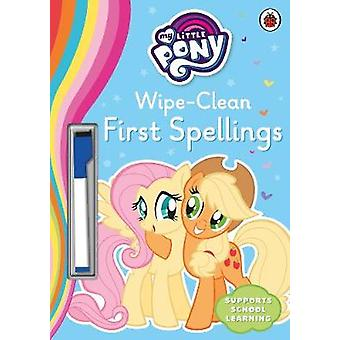 My Little Pony  WipeClean First Spelli