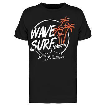 Summer Shark Wave Surf Tee Men's -Kuva Shutterstockilta