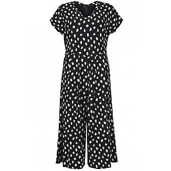 Masai Clothing Nabala Spot Print Jumpsuit