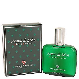 Acqua Di Selva Eau De Cologne door Visconte Di Modrone 6.8 oz Eau De Cologne