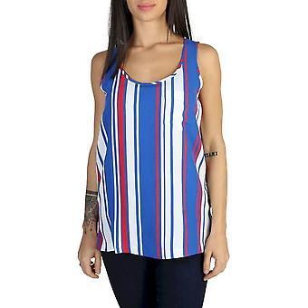تومي هيلفيغر - الملابس - قمم - WW0WW19136_497 - السيدات - dodgerblue، أحمر - 4