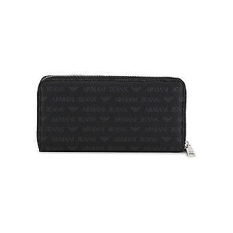 Armani Jeans - Accessoires - Geldtaschen - 938542_CD996_00020_BLACK - Unisex - Schwartz