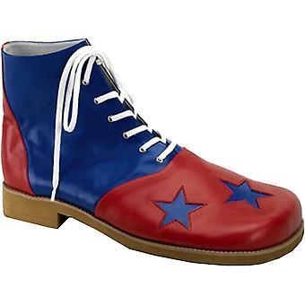 Clown Schuhe Star