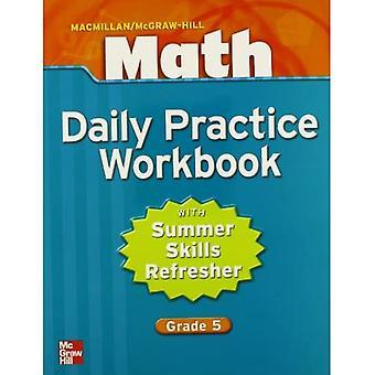 Gr 5 Math Daily Practice Wkbk