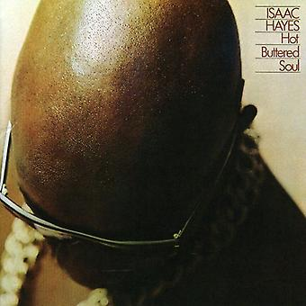 Isaac Hayes - Hot Buttered Soul [CD] USA import