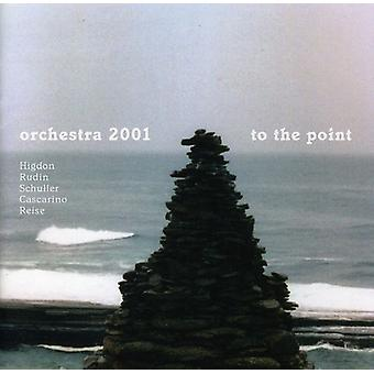 Higdon/Rudin/Schuller/Cascarino/Reise - To the Point [CD] USA import