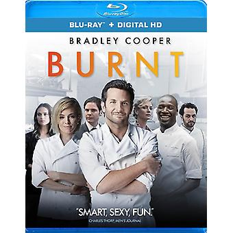 Brända [Blu-ray] USA import