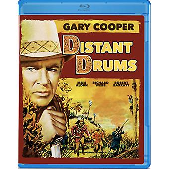 Distant Drums [BLU-RAY] USA import