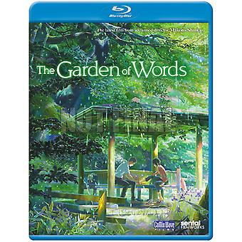 Garden of Words [BLU-RAY] USA import