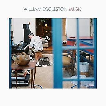 Eggleston*William - Musik [CD] USA import