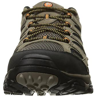 Merrell Men's Shoes Moab 2 Vent Leather Low Top Lace Up Walking Shoes