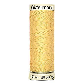 Gutermann Sew-all 100% Polyester Thread 100m Hand and Machine Colour Code  - 7