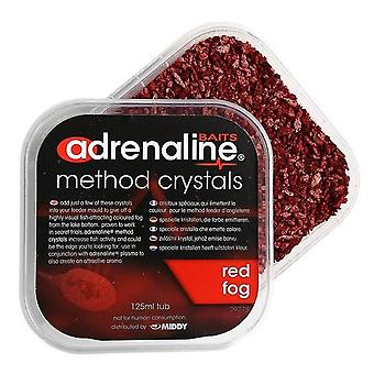 Adrenaline Crystals - Red Fog (125Ml Tub) Natural