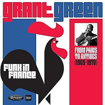Grant Green - Funk in France: From Paris to Antibes (1969-1970) [CD] USA import