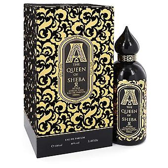 The queen of sheba eau de parfum spray by attar collection 551380 100 ml