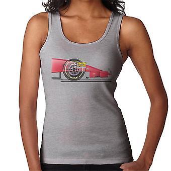 Motorsport Images FOM Front Camera Diagram Women's Vest