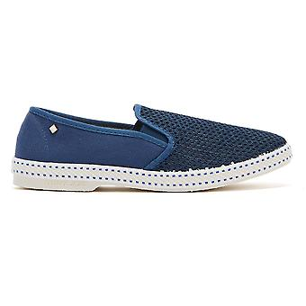 Rivieras Classic 20 Mens Dark Blue Shoes