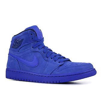 Air Jordan 1 Ret Hallo Prem Womens-Ah7389-400 - Schuhe