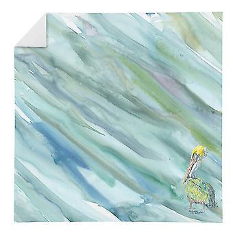 كارولينز كنوز SC2051NAP البجع على منديل أزرق