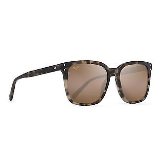 Maui Jim Westside H803 15D Olijfschildpad/HCL bronzen zonnebril