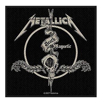 Metallica Patch død Magnectic pilen bandets Logo nye offisielle vevd sy