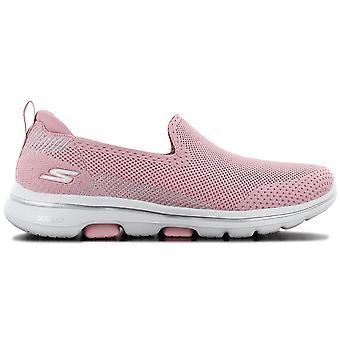 Skechers GOwalk 5 बेशकीमती-महिलाओं के जूते गुलाबी १५९००-LTPK स्नीकर्स स्पोर्ट्स शूज