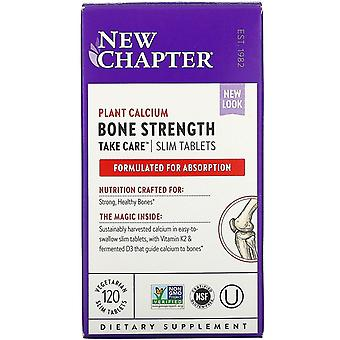 New Chapter, Bone Strength Take Care, 120 Vegetarian Slim Tablets