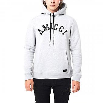 Amicci Modena Grey OH Hoody Sweatshirt