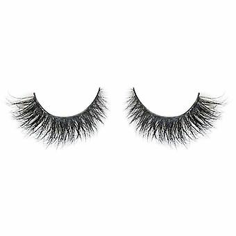 Unicorn Cosmetics 3D Faux Mink Lashes - Cherry Top - Luxurious Look Lashes