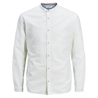 Jack & Jones Summer Band Shirt (wit)