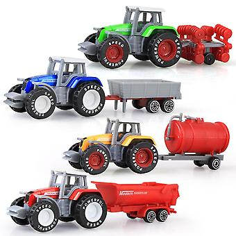 Die-cast Farm Vehicles, Mini Car Model - Tractor Model