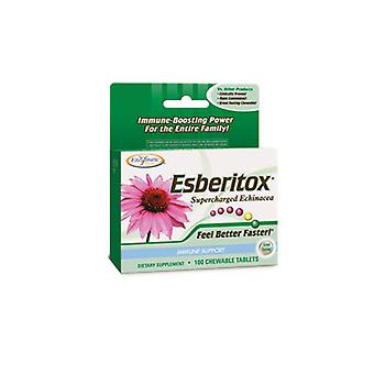 Enzymatic Therapy Esberitox, 200 Chewable Tabs (Blister Pack)