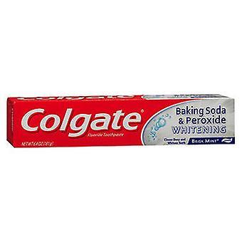 Colgate Baking Soda & Peroxide Whitening Toothpaste, 6 Oz