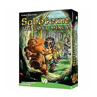 Saboteur the Lost Mines Board Game