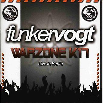 Funker Vogt - Warzone K17 (Live in Berlin) import USA [CD]