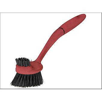 Greener Cleaner Greener Cleaner Dish Brush Red GCB004RED
