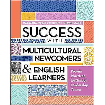 Successo con i nuovi arrivati multiculturali e gli allievi di inglese: pratiche comprovate per i team di leadership scolastica