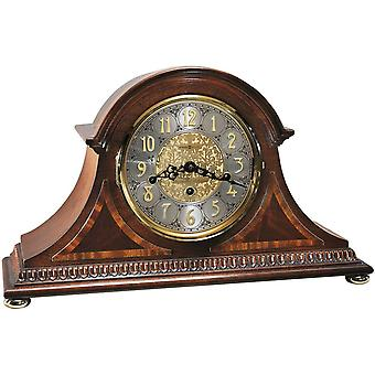 Howard Miller Webster Mantle Clock - Brown