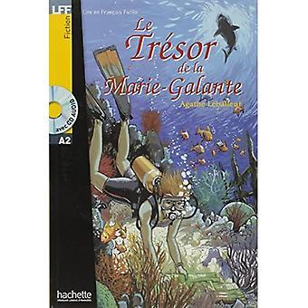 Le Tresor De La Marie-galante (Franse editie)
