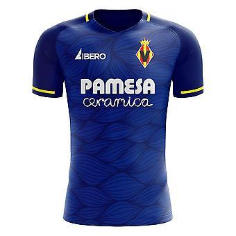 Villarreal 2020-2021 Away Concept Jalkapallosarja (Libero)