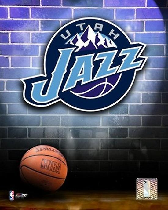 Jazz - 2006 Logo Sports Photo Fruugo UK